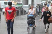 Doğu Karadeniz'de Sağanak Yağış Bekleniyor