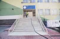 Her Açıdan - Elazığ'da  Okullarda Temizlik Çalışması