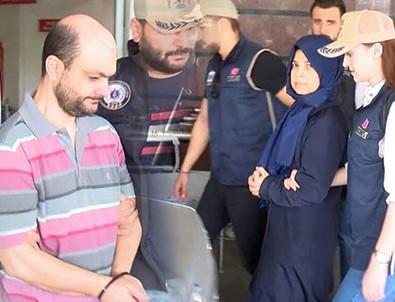 FETÖ'nün sözde 'Türkiye İmamı' ile eşi tutuklandı