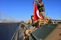 Fırat'ın Doğusunda İlk Ortak Kara Devriyesi Başladı