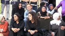 HDP İl Binası Önünde Eylem Yapan Aile Tehdit Edildiğini İddia Etti