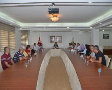 Iğdır'da Halk Günü Toplantısı Yapıldı