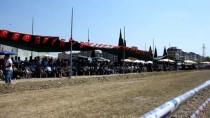 Manisa'da Rahvan At Yarışları Yapıldı