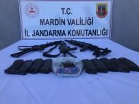Mardin'de Etkisiz Hale Getirilen Teröristlere Ait Mühimmat Ele Geçirildi