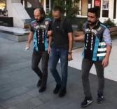 MAL VARLIĞI - Motosikletle Trafikte Terör Estiren 'İthal' Maganda Yakalandı