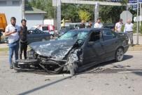 Ordu'da Trafik Kazası Açıklaması 3 Yaralı