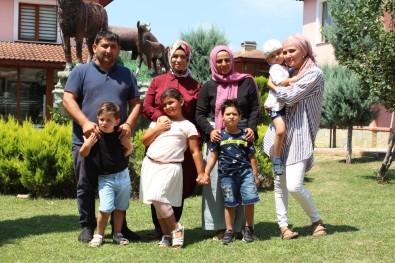 (Özel) Gurbetçi Aileler Özel Çocukları İçin Aradıkları Umudu Türkiye'de Buldu