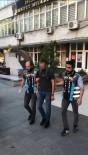 MAL VARLIĞI - (Özel) Motosikletle Trafikte Terör Estiren 'İthal' Maganda Yakalandı
