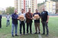 MUSTAFA ALPER - TFF 2. Lig Açıklaması Hekimoğlu Trabzon FK Açıklaması 2- Afjet Afyonspor Açıklaması 2