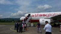 Zonguldak Halkı Havalimanına Alıştı