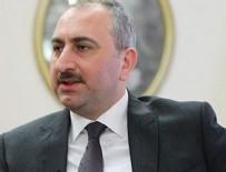 KADIN CİNAYETLERİ - Adalet Bakanı Gül: Bir kadın kurtulacaksa anayasayı bile değiştiririz