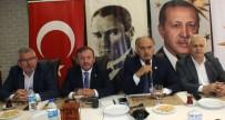 KARADENİZ EKONOMİK İŞBİRLİĞİ - AK Parti Giresun Milletvekilleri Basınla Buluştu