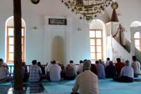 STRATONIKEIA - Antik Kentteki Camide Yıllar Sonra İlk Cuma Namazı