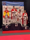 Ateşli, Taekwondoda Avrupa'nın En İyisi
