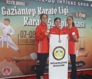 Bağlar Belediyespor Karate Takımı 3'Te 3 Yaptı
