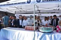 Başkan Beyoğlu Aşure İkramına Katıldı