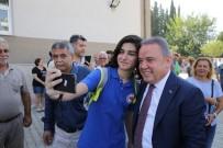 Başkan Böcek Açıklaması 'Gazipaşa'dan Kaş'a Eğitime Destek Vereceğiz'