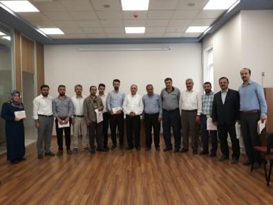 Camiler Ve Din Görevlileri Haftası Personeller Arası Bilgi Yarışması Yapıldı