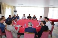 Cizre'de Spor Güvenlik Kurulu Toplantısı Yapıldı