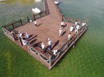 ÇOCUK ESİRGEME KURUMU - Çocuk Esirgeme Kurumu Öğrencilerinin Balık Tutma Serüveni
