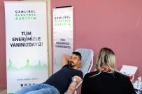 Enerji Çalışanlarından Kan Bağışı