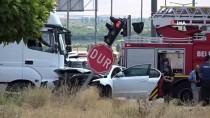 GÜNCELLEME 2 - Hatay Emniyet Müdürü Karabörk Trafik Kazası Geçirdi