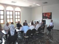 ALI ÖZDEMIR - Hisarcık'ta 'Okul Güvenliği' Toplantısı