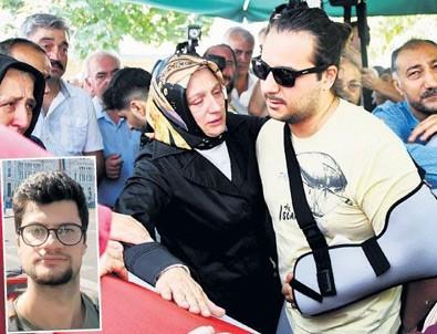 İTÜ'lü Halit'in katilinden kan donduran ifade!