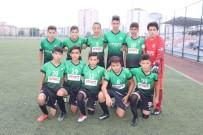 MUSTAFA DEMIR - Kayseri U-14 Futbol Ligi B Grubu