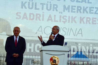 Kılıçdaroğlu Açıklaması ''Bu Ülkede CHP Var, CHP'li Belediyeler Ve Başkanları Var'