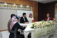 Kırşehir'de 09.09.2019 Tarihinde 9 Çift Dünyaevine Girdi