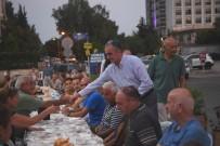 MATEM - Konyaaltı Cemevi'nde Oruç Lokması Dağıtıldı