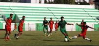 Salihli Belediyespor İlk Hazırlık Maçını Kaybetti