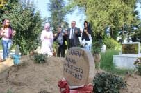 Selde Hayatını Kaybeden Çocuklar Mezarı Başında Anıldı