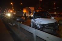 Şirinevler'de Zincirleme Kaza Açıklaması 1 Ölü, 3 Yaralı