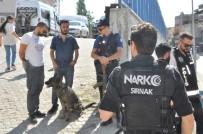 Şırnak'ta Okul Önlerinde Güvenlik Uygulaması