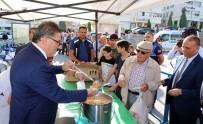 Yozgat Belediyesi'nden Bin 500 Kişilik Aşure İkramı