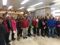 HASTANE YÖNETİMİ - ANKA'daki Hastalara Yeni Yıl Morali