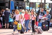 HOLLANDA - Antalya 2019'U 15 Milyon Turist Rekoruyla Kapattı