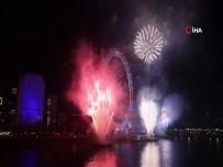 HAVAİ FİŞEK - Avrupa Ülkelerinden 2020'Ye Coşkulu Kutlama