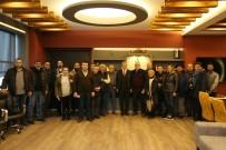 Başkan Arslan, Gazetecilerin Yeni Yılını Kutladı