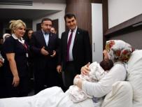 Başkan Dündar'dan Yılbaşı Ziyaretleri