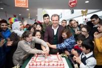 BELEDİYE ÇALIŞANI - Başkan Seçer, Yeni Yılı Özel Çocuklarla Birlikte Karşıladı