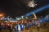 Bolu'da Kent Merkezinde Yeni Yıl Coşkusu Yaşandı