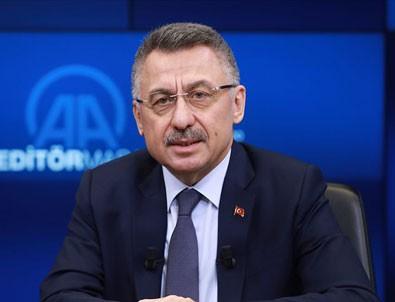 Cumhurbaşkanı Yardımcısı Oktay: Libya'yla olan anlaşma ile bizi karaya hapsetme oyununu bozduk