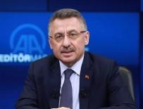 ANADOLU AJANSı - Cumhurbaşkanı Yardımcısı Oktay: Libya'yla olan anlaşma ile bizi karaya hapsetme oyununu bozduk