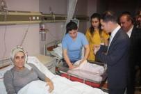 ÇOCUK HASTALIKLARI - Diyarbakır'da 2020'Nin İlk Bebeği Dünyaya Geldi