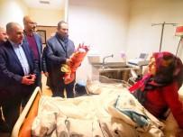 Erzincan'da 2020'Nin İlk Bebeği 'Asım' Oldu