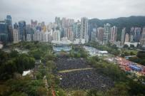 ÇİN - Hong Kong'da Eylemciler Yılın İlk Gününde Yine Sokaklara Döküldü