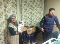 İnegöl'de Yeni Yılın İlk Bebeği Kuzey Oldu